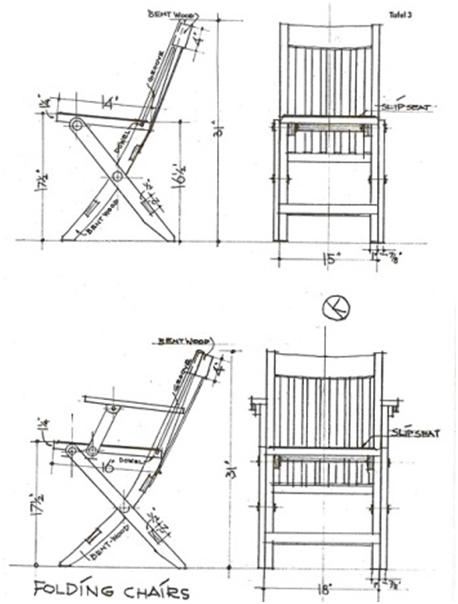 Кресло схема