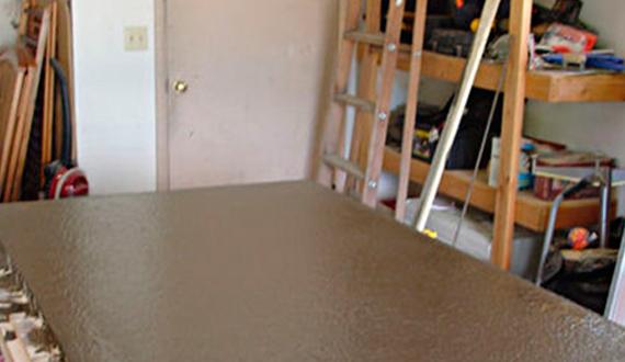 Стяжка бетона
