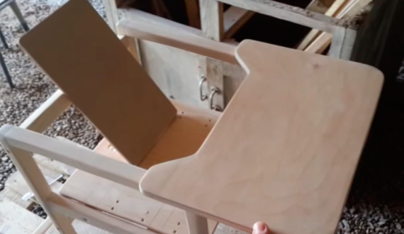 Слаживающий стул