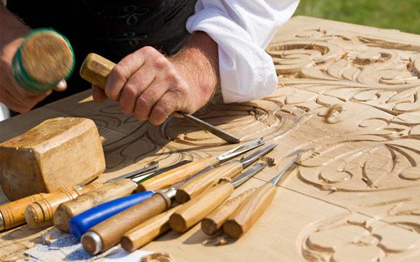 Фото стамески для художественной резьбы