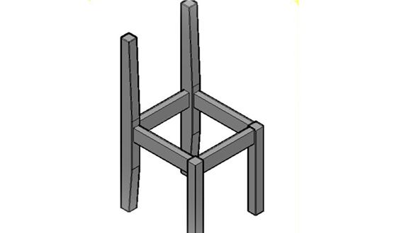 Основа стула