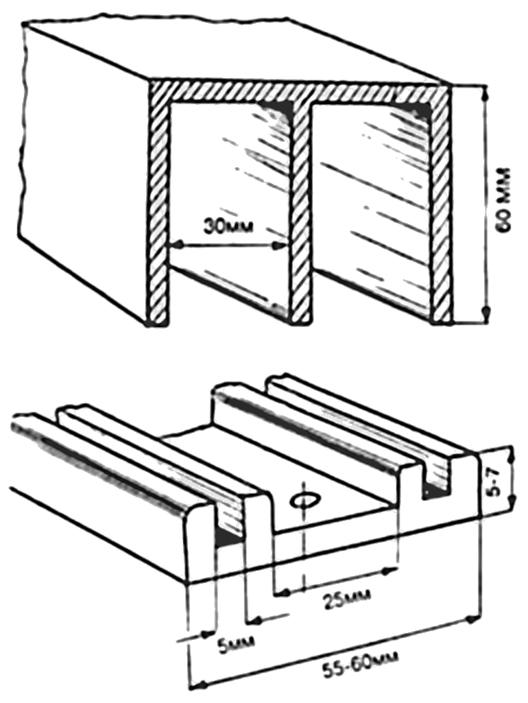 Шкаф-купе сборка