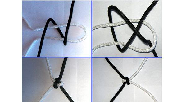 Плетение узла
