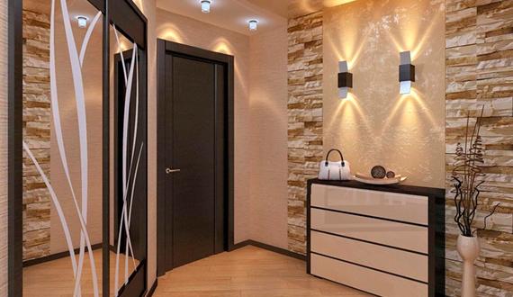 Шкаф для коридора
