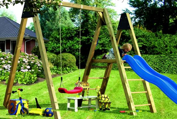 Фото укрепление конструкции садовых качель