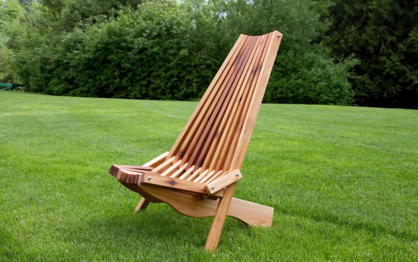 Мебель для отдыха как искусство