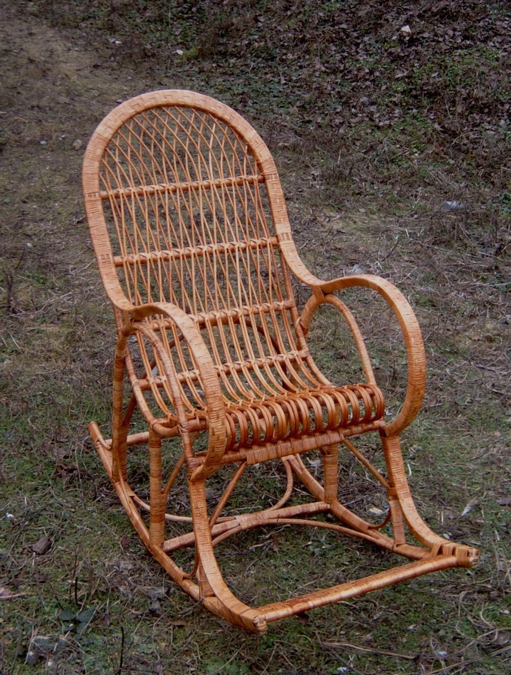 Плетение мебели своими руками – возможность создать уникальный интерьер