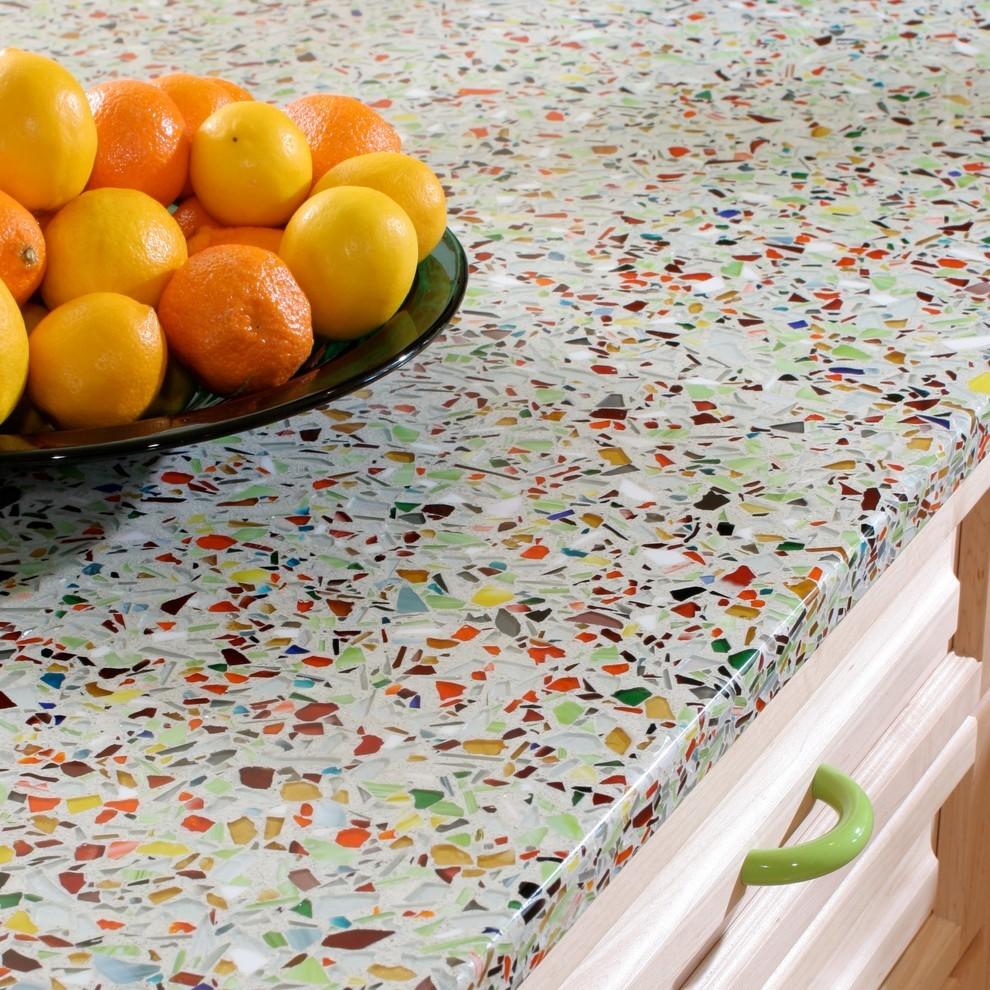 Как сделать бетонную столешницу для кухни своими руками: недорого и оригинально