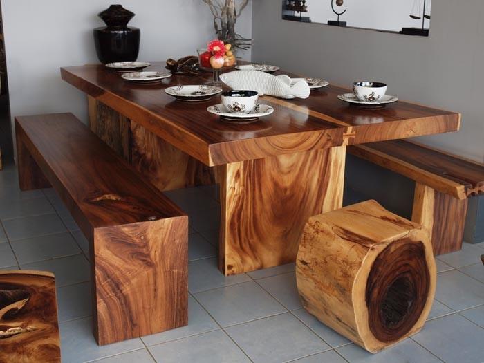 Делаем деревянную поверхность для кухонного стола