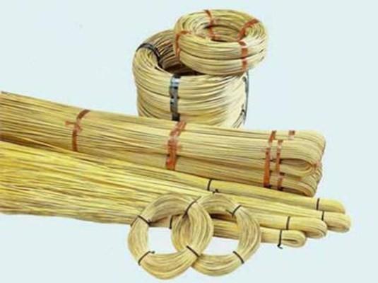 Как заготовить материал для плетения