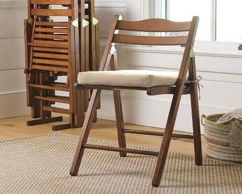 Как сделать своими руками складной стул со спинкой