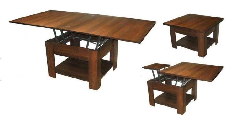 Журнальный столик не место для приема гостей?