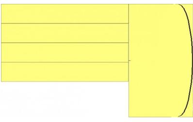 Схема ламелей