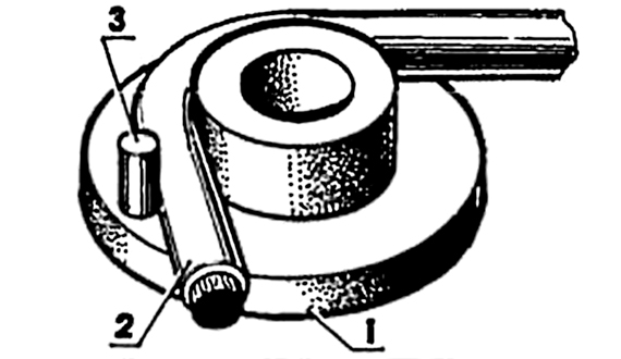 Приспособление для гибки труб