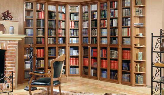 Шкаф для книг