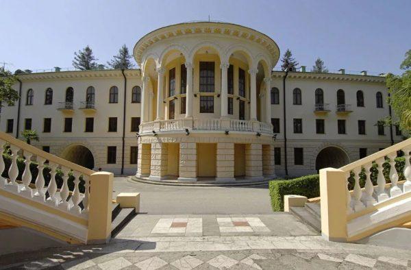 Как выглядит резиденция Владимира Путина