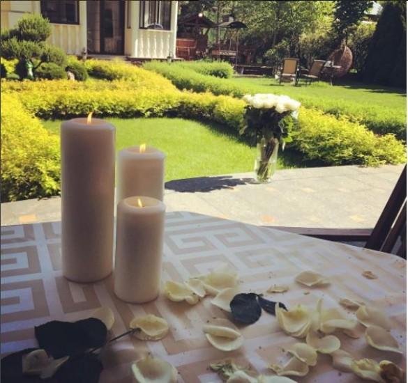 Как выглядит роскошный особняк Анастасии Волочковой