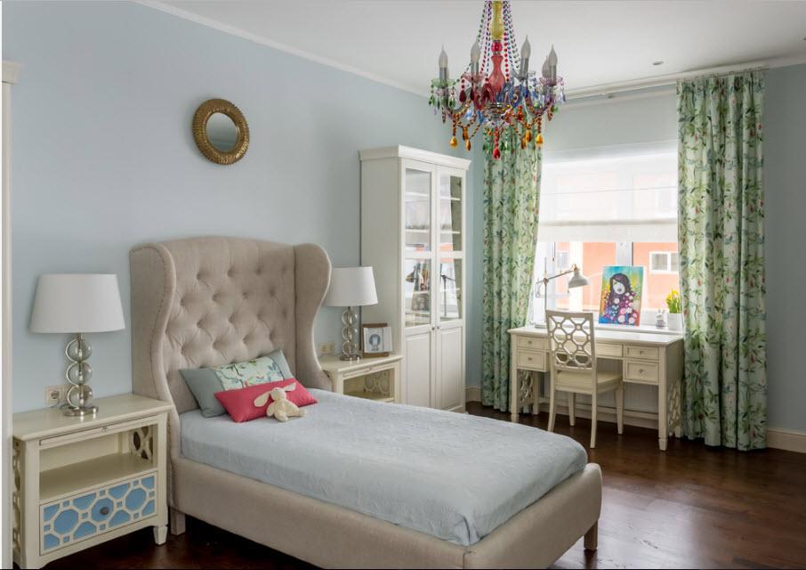 Дизайн комнаты мечты для девочки-подростка