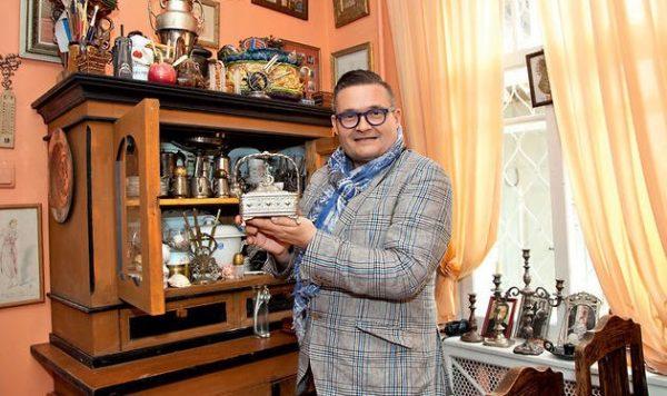 Родовое поместье Александра Васильева в Литве