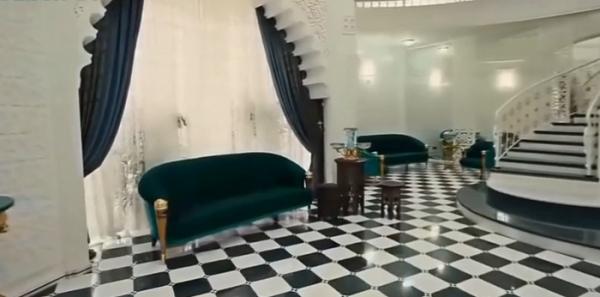 Шикарная ташкентская резиденция Алишера Усманова