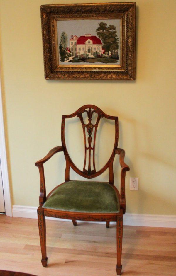 Мастер-класс по обивке стульев