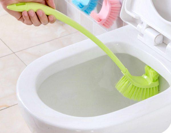Как очистить унитаз в домашних условиях