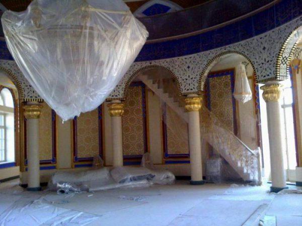 Как выглядит шикарный дворец Кадырова