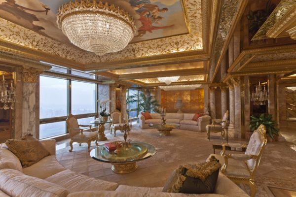 Самые роскошные небоскребы Дональда Трампа