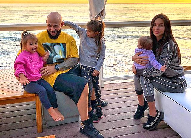 Куда переехали Джиган и Оксана Самойлова?
