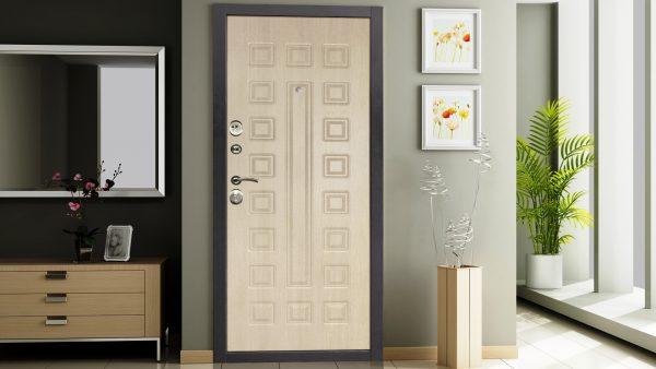 Советы по выбору входных дверей в квартиру