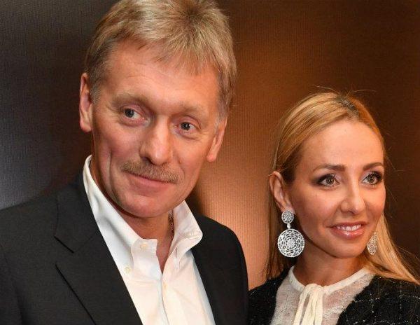 Где живут Дмитрий Песков и Татьяна Навка?