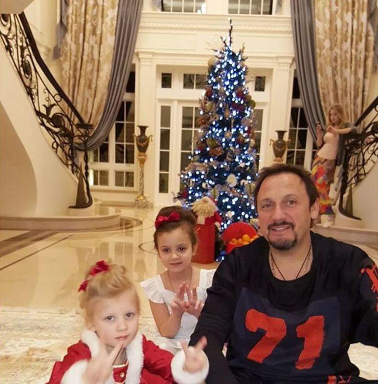 Заглянем в дом Стаса Михайлова