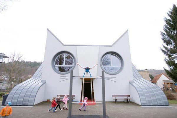 Самые необычные детские сады мира