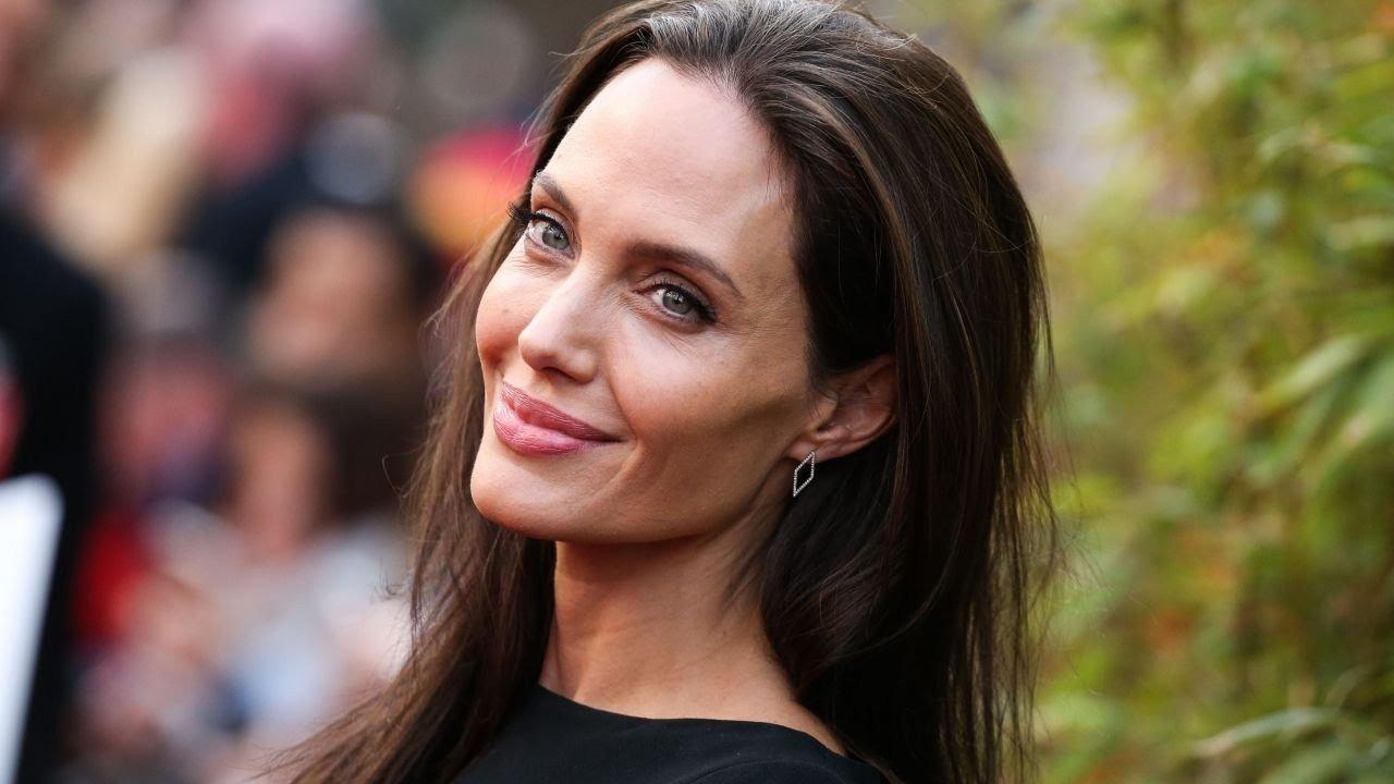 Роскошная вилла Анджелины Джоли в Лос-Анжелесе