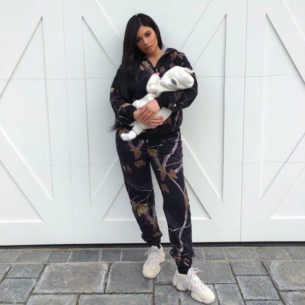 Дома звезды Instagram Кайли Дженнер