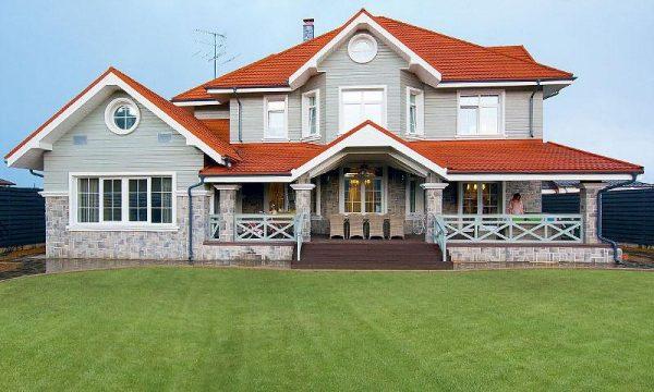 Как выглядит новый дом Владимира Преснякова и Подольской
