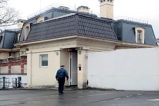 Роскошная резиденция Михаила Прохорова
