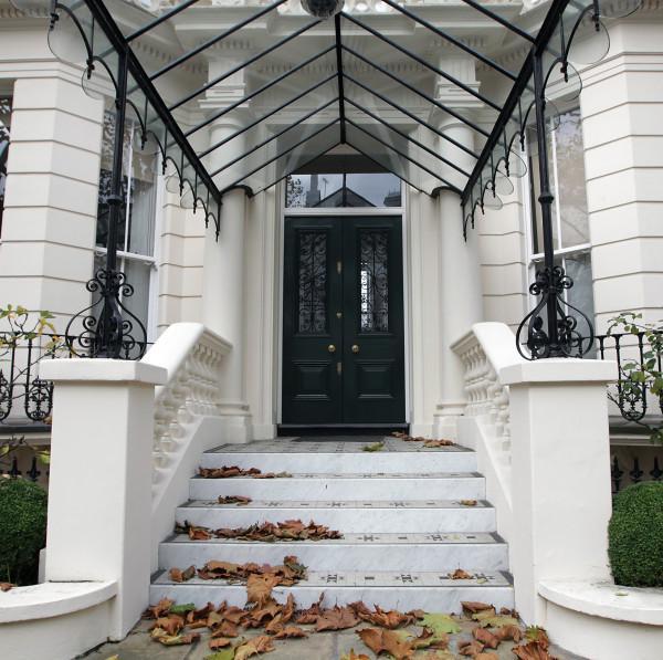 Шикарные дома Бекхэмов в Лондоне и Малибу