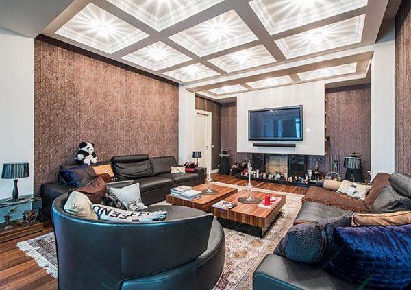 Роскошный дом певицы Жасмин