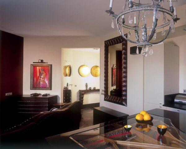 Роскошные квартиры Тимати