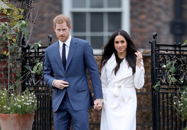 Где живут Принц Гарри и Меган Маркл?