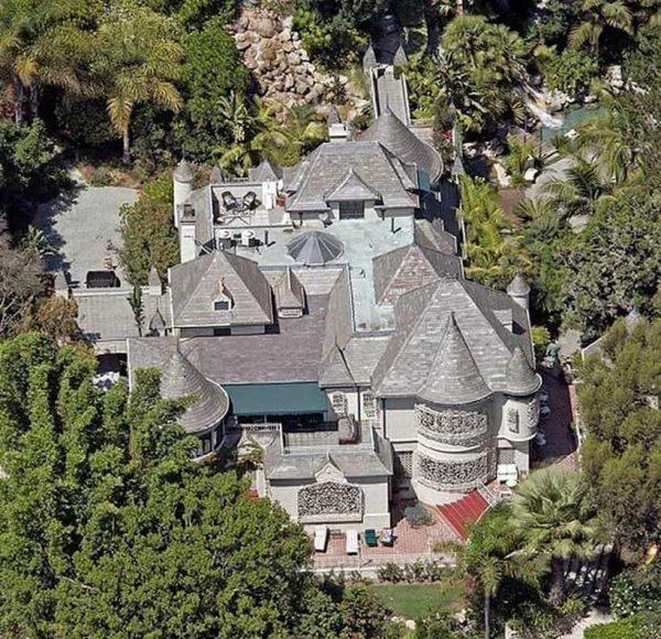 Роскошные дома Джонни Деппа