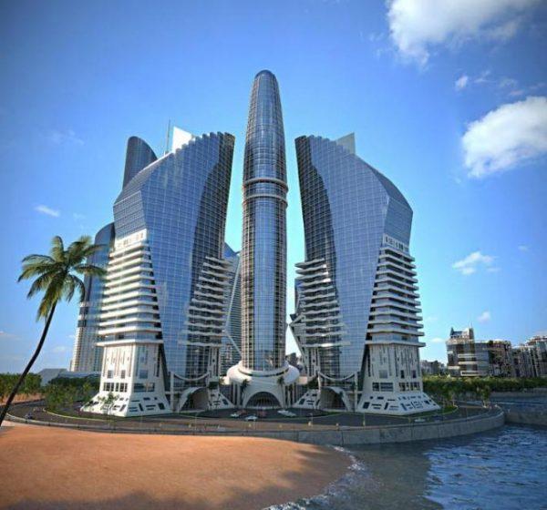 Самые фантастически высокие планируемые здания в мире