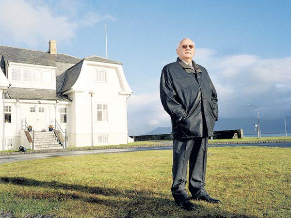 Где живет Михаил Горбачев?