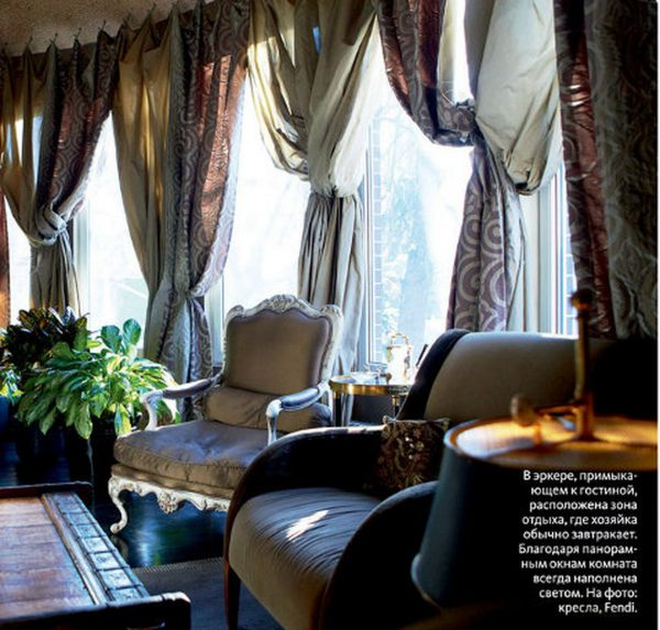 Как выглядит дом Фёдора Бондарчука
