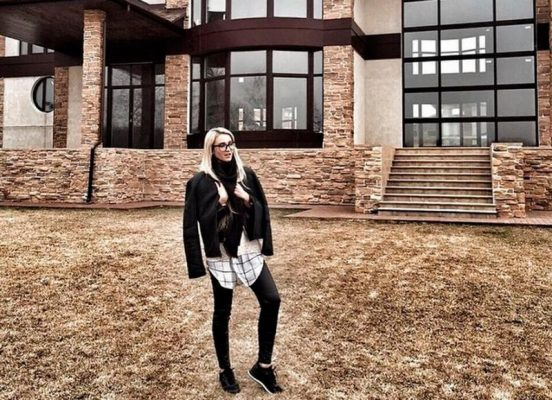 Где живет Ольга Бузова?
