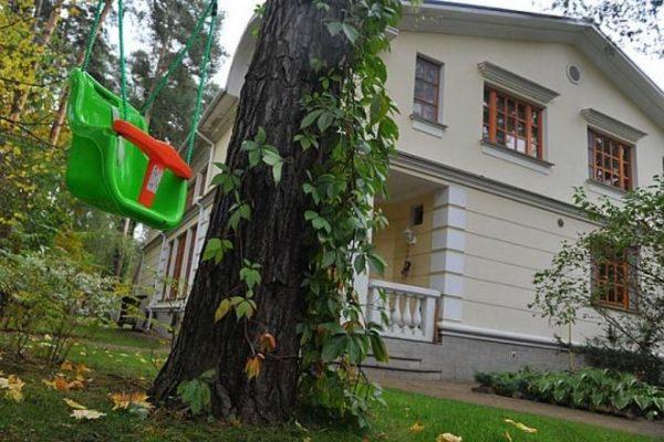Родовое гнездо Никиты Михалкова на Николиной горе