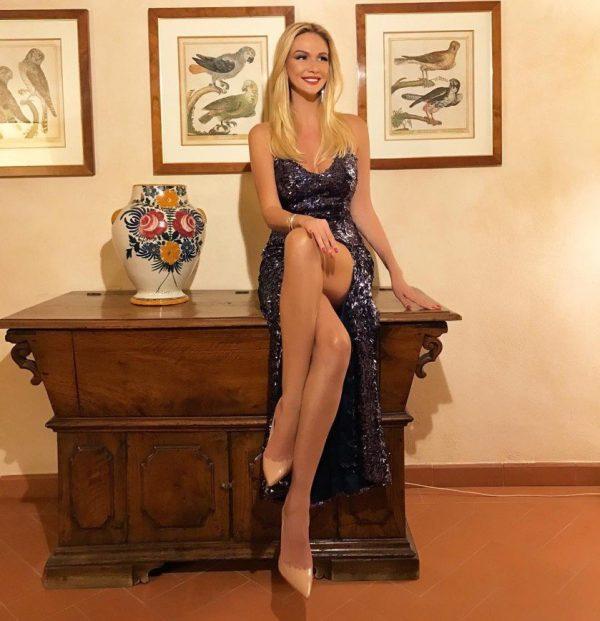 Где живет модель Виктория Лопырева?