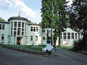 Особняк Михаила Фридмана Athlone House