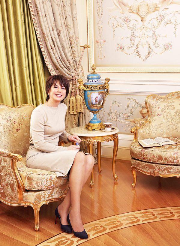 Дом богатейшего россиянина Владимира Потанина